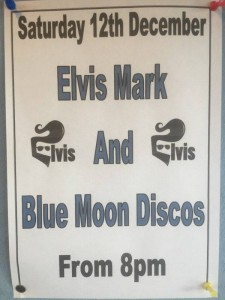 elvis advert